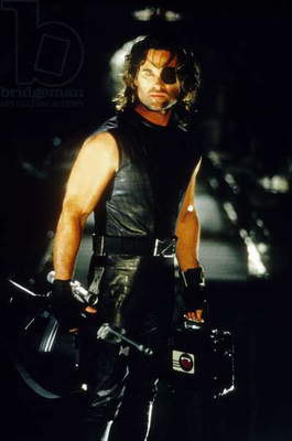 Escape from L.A. by John Carpenter with Kurt Russell, 1996.