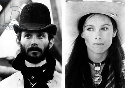 Buffalo Bill et les Indiens Buffalo Bill and the Indians or Sitting Bull's History Lesson de RobertAltman avec Nate Salsbury et Geraldine Chaplin 1976