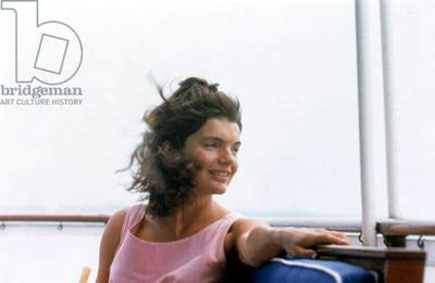 Jackie Kennedy in 1963