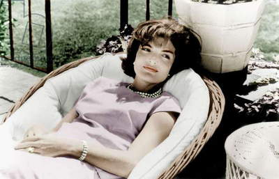Portrait of Jackie Kennedy c. 1961
