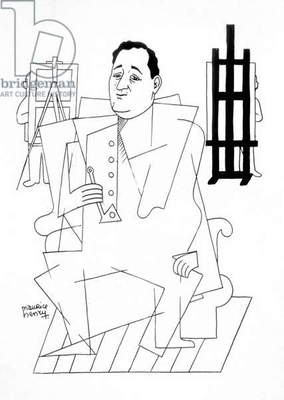 Guillaume Apollinaire (litho)
