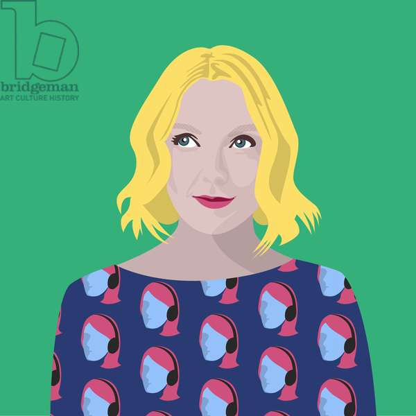 Portrait of Lauren Laverne