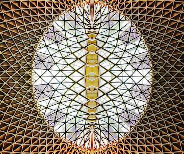 King's Cross Lattice, 2014 (digital image)
