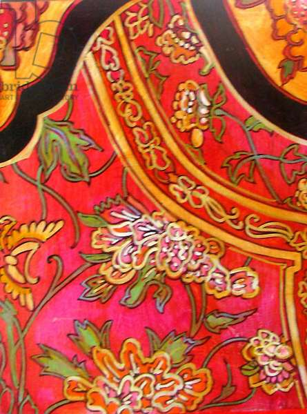 Chinese jacket front