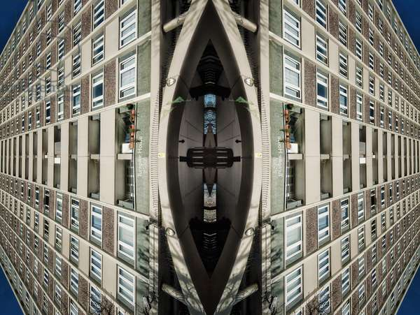 Tower Block 2015 (digital image)