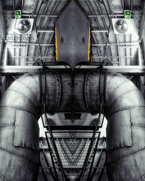 Industrial Robot, 2014 (digital image)
