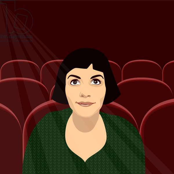 Amelie at the Flix