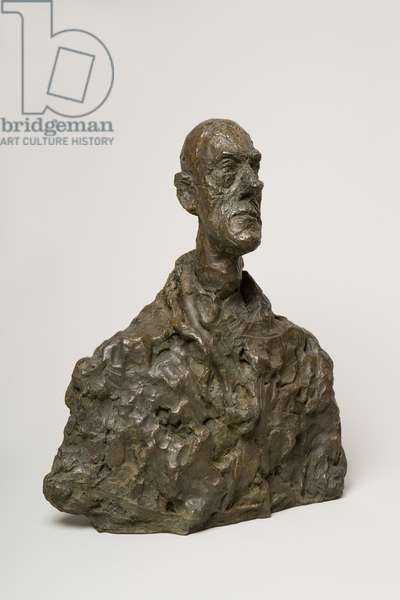 Bust of Diego, 1959 (bronze)