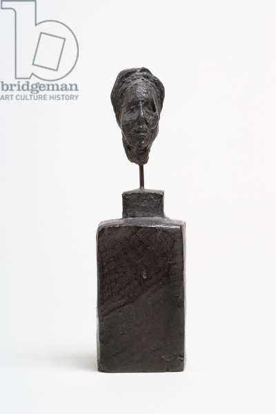 Simone de Beauvoir, 1946 (bronze)