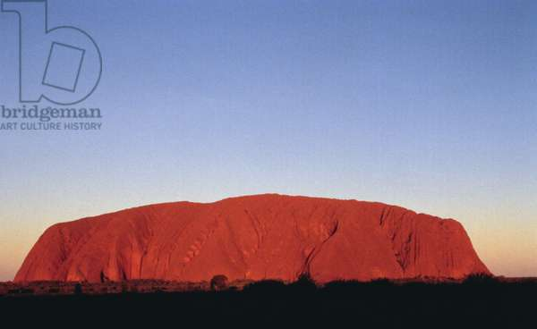 Ayers Rock (photo)