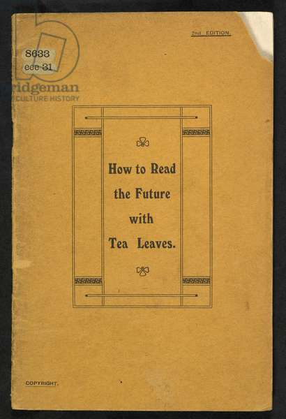 How to read the Future with Tea Leaves. Translated from the Chinese by Mandra. (2nd edition.).