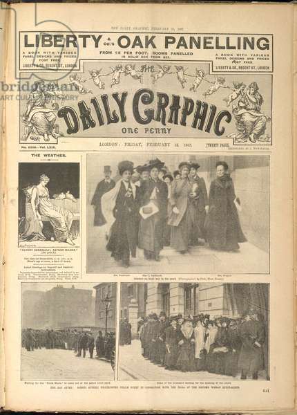 Suffragettes.