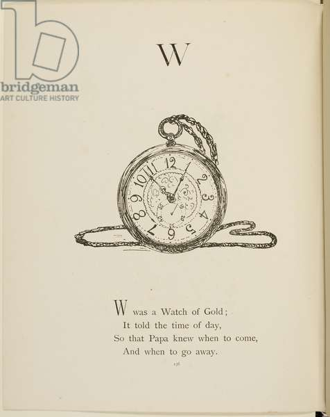 Watch Illustrations and verses from Nonsense Alphabets drawn and written by Edward Lear.