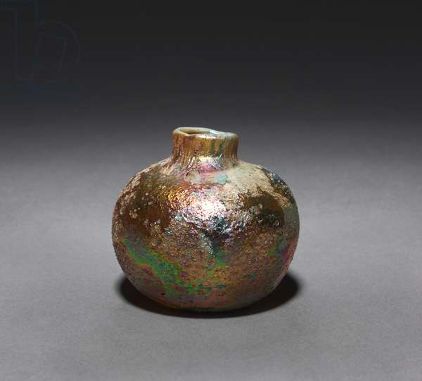 Vase, c.1916 (favrile glass)