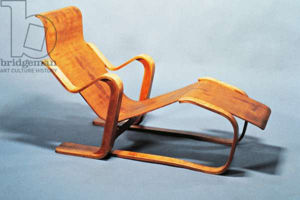 Isoko chaise longue, 1935-1936