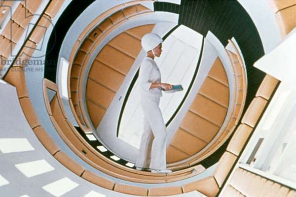 2001 A SPACE ODYSSEY directed by STANLEY KUBRICK (photo)