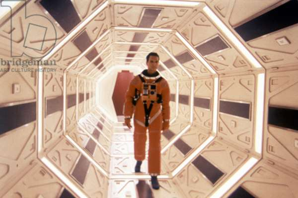 2001 A SPACE ODYSSEY directed by STANLEY KUBRICK with Gary Lockwood (photo)
