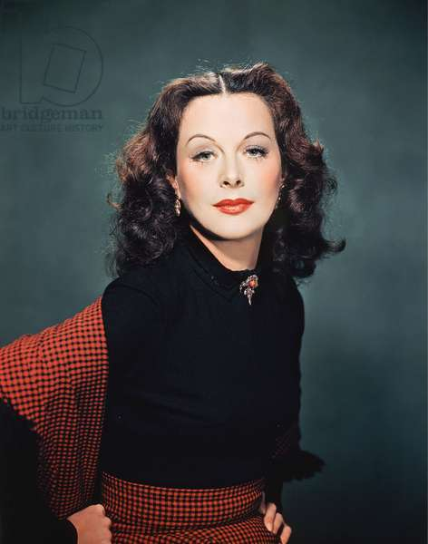 HEDY LAMARR, 1948-50 (photo)