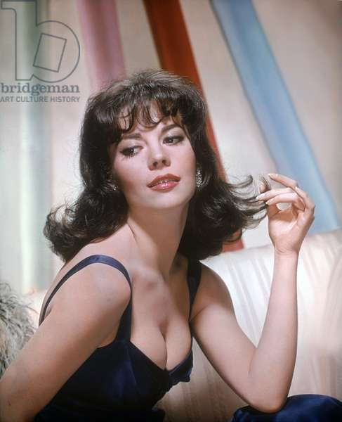 GIPSY, 1962 directed by MERVYN LEROY Natalie Wood (photo)