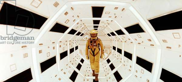 2001 : l'Odysee by l'espace 2001: A SPACE ODYSSEY by Stanley Kubrick, 1968 (photo)