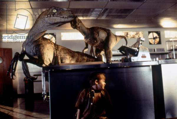 Jurassic Park by Steven Spielberg, 1993 (photo)