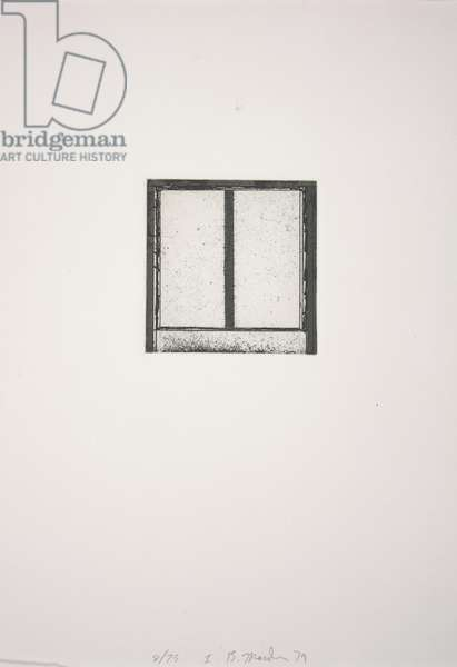 Focus I, 1979-1980 (etching, aquatint)