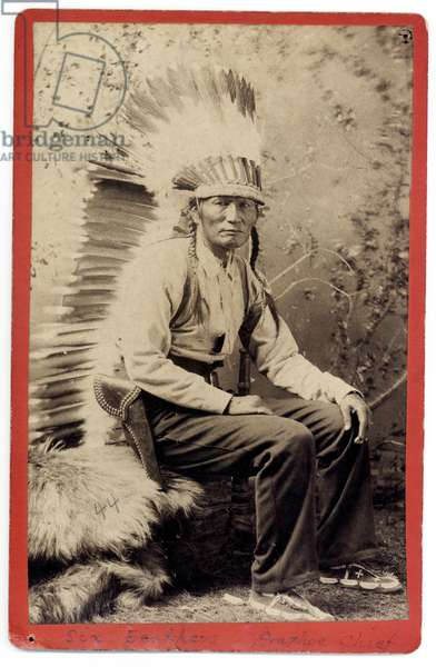 Arapahoe Chief, Six Feathers