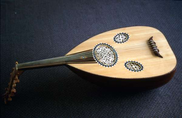 The Oud, (Middle East/ N