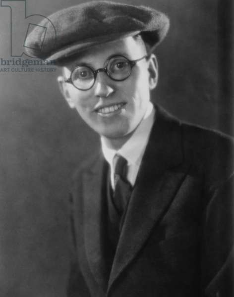 Elmer Rice (1892-1967), American playwright, addressed social issues of poverty, intolerance, and racism.