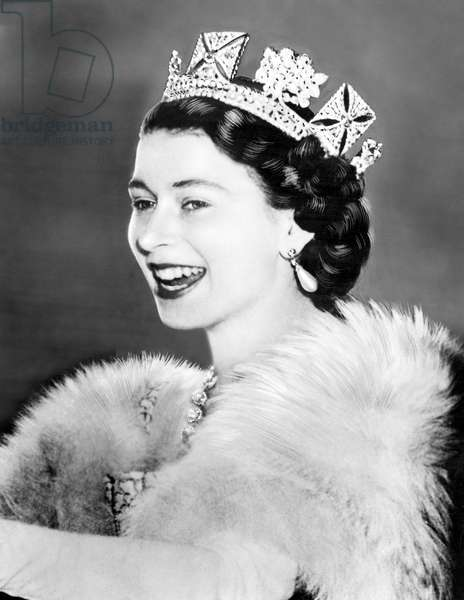 QUEEN ELIZABETH II, from