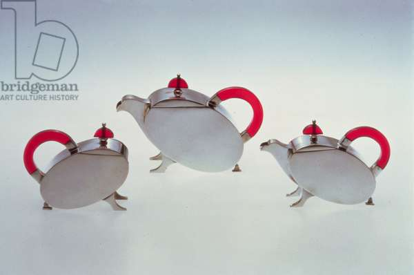 Tea set, Tiffany and Co., 1920s