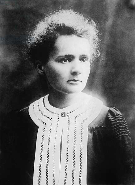 Marie Curie Sklodowska (7.11.1867 - 04.17.1934) is a world well known physicist and chemist famous for her work on radioactivity. Marie was born in Warsaw Poland and later moved to Paris to further her studies. She was the first woman to be awarded a Nobel prize and the first person to receive to Nobel prizes, in physics and chemistry.