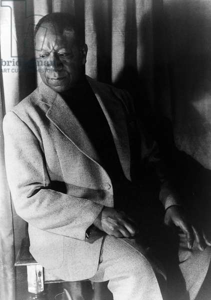BEAUFORD DELANEY (1901-1979). American painter. Photographed by Carl Van Vechten, 1953.