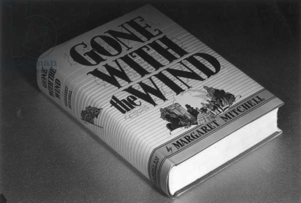 GONE WITH THE WIND, 1936 Original 1936 edition of Margaret Mitchell's Pulitzer prize-winning saga of the American South.