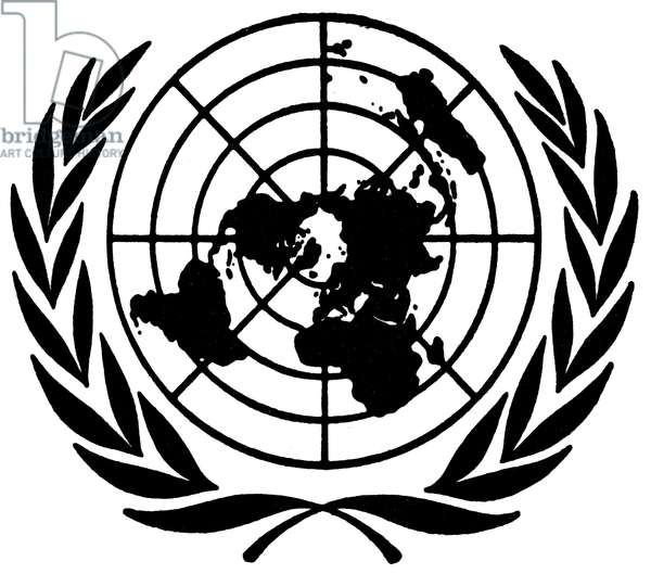 SEAL OF THE UNITED NATIONS.