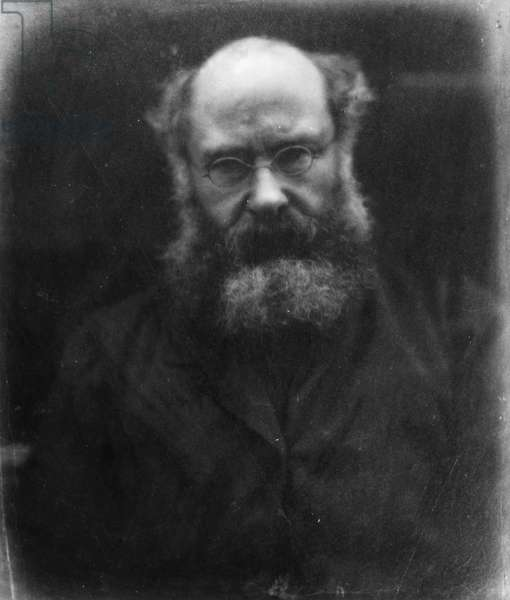 ANTHONY TROLLOPE (1815-1882). English novelist. Photographed in October 1864 by Julia Margaret Cameron.