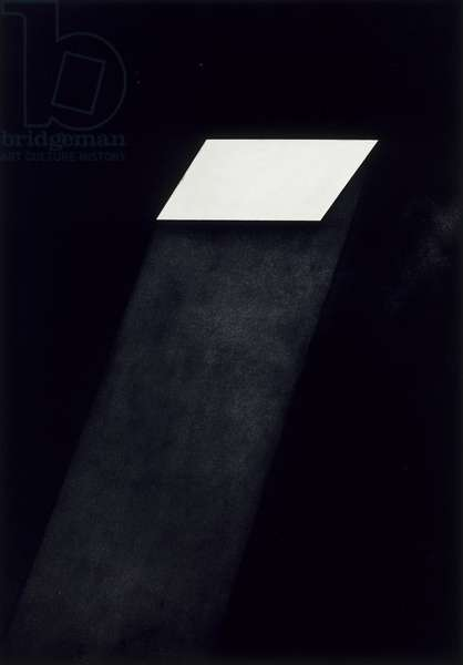 Meeting, 1989-90 (aquatint)