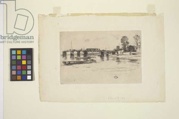Fulham (etching)