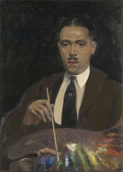 Self-Portrait, c.1920 (oil on canvas)