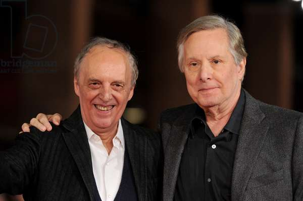 Dario Argento et William Friedkin