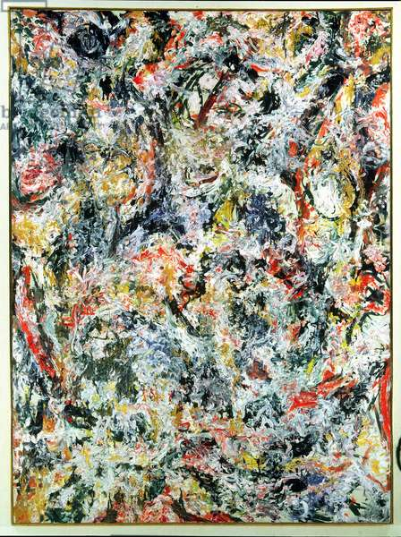 Scent, 1955 (oil on canvas)