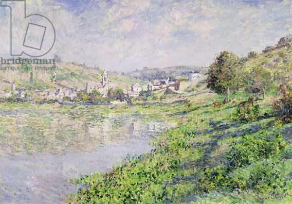 Vetheuil, 1879 (oil on canvas)