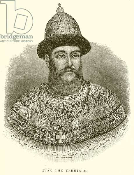 Ivan the Terrible (engraving)