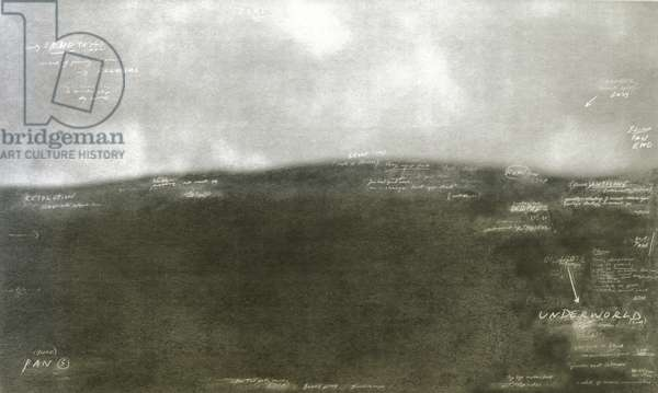 Underworld, from 'Blind Pan', 2004 (photogravure) (see 259662-4)
