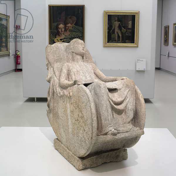 The Convalescent, 1932 (stone)