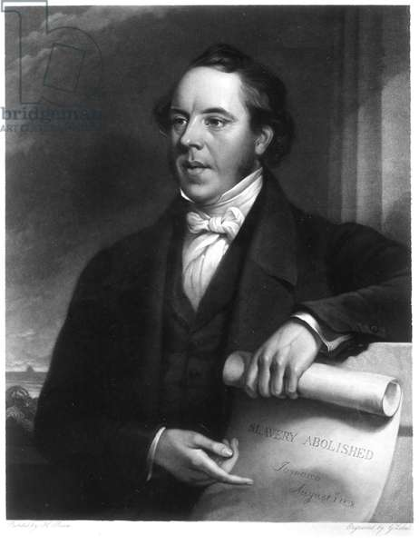 Thomas Clarkson (1760-1846), engraved by G. Lobel, c.1840 (mezzotint)