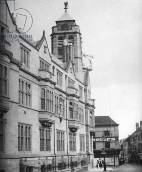 Coventry City Council House, c.1936 (b/w photo)