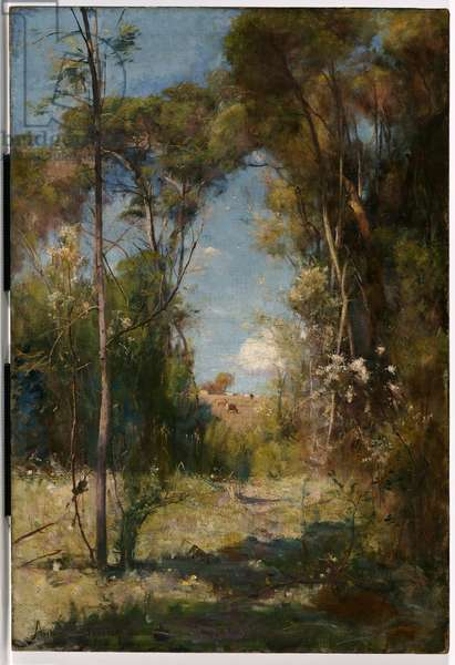Pastoral, 1888 (oil on canvas)
