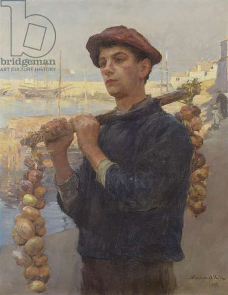 The Onion Boy, 1902