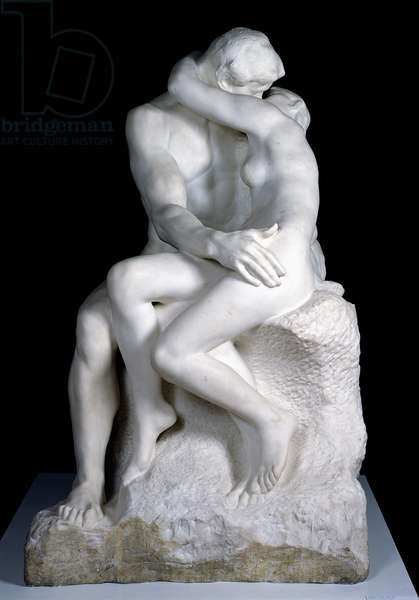 The Kiss, 1888-98 (marble) (see also 190950)